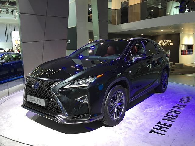 luxusní Lexus