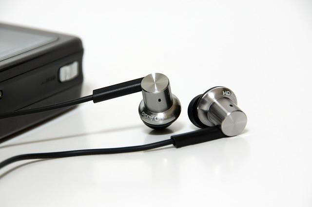 sluchátka do ušé