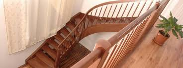 schody z dreva
