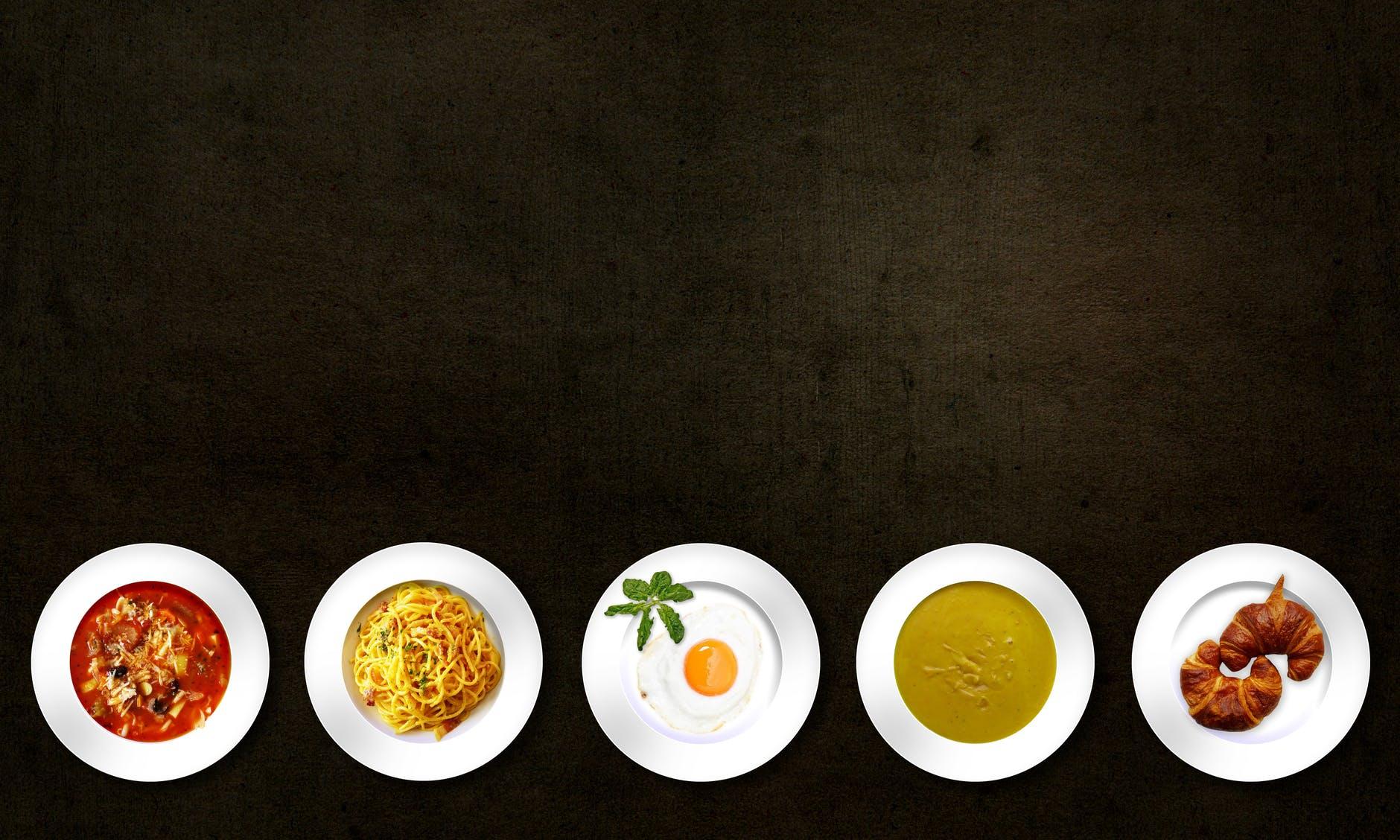 taniere, jedlá